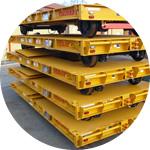 5 metre, 20 tonne trailers