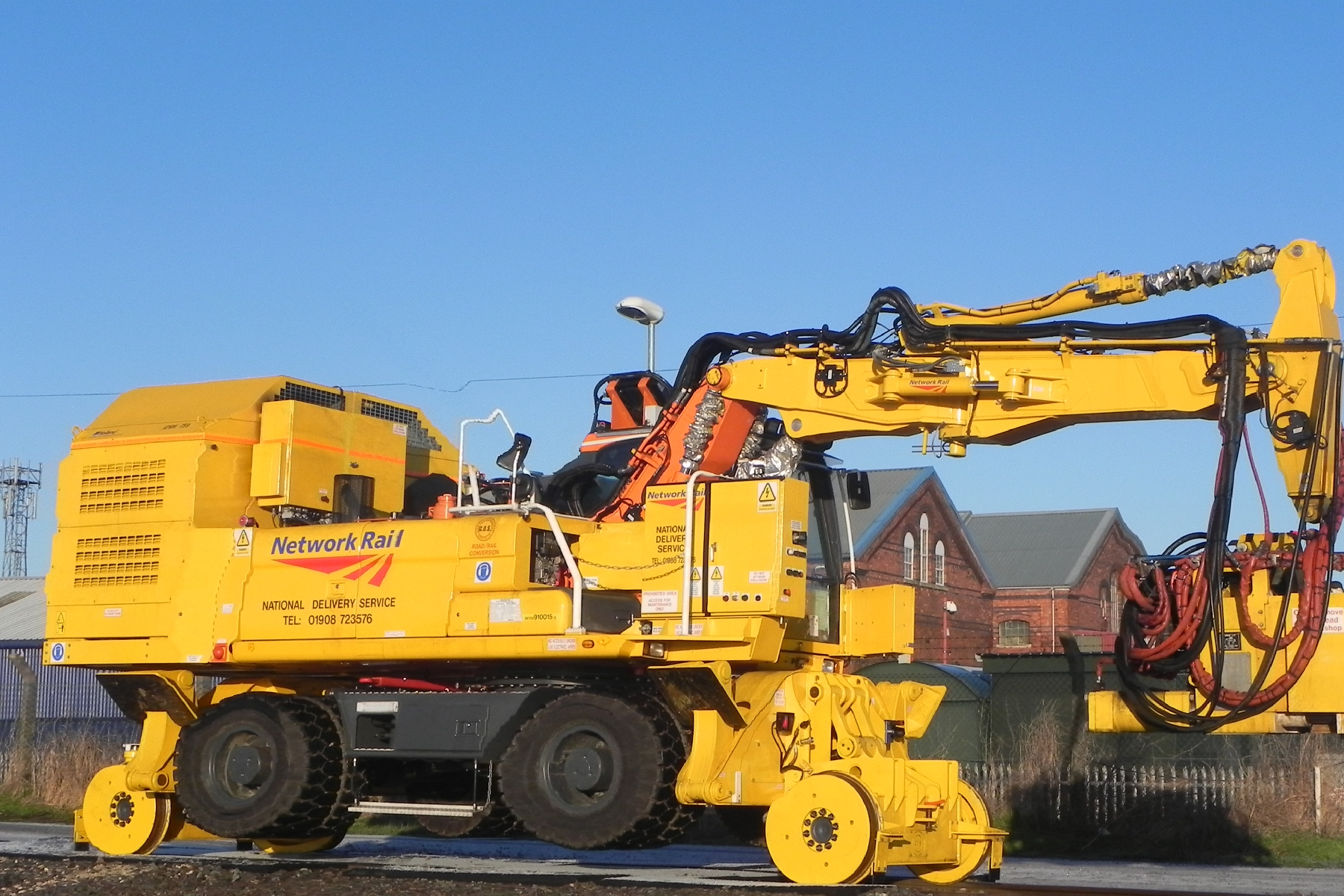 Doosan DX160/170 Series excavator