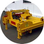 Rail thimble, capacity 5 tonnes SWL