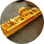 Panel lifter, 7 tonnes capacity