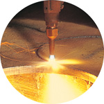 Profiling and Plasma Cutting, Heat Treatment and Shot-Blasting.