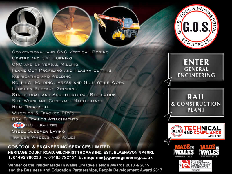 GOS Engineering Services Ltd, please click to enter our site.